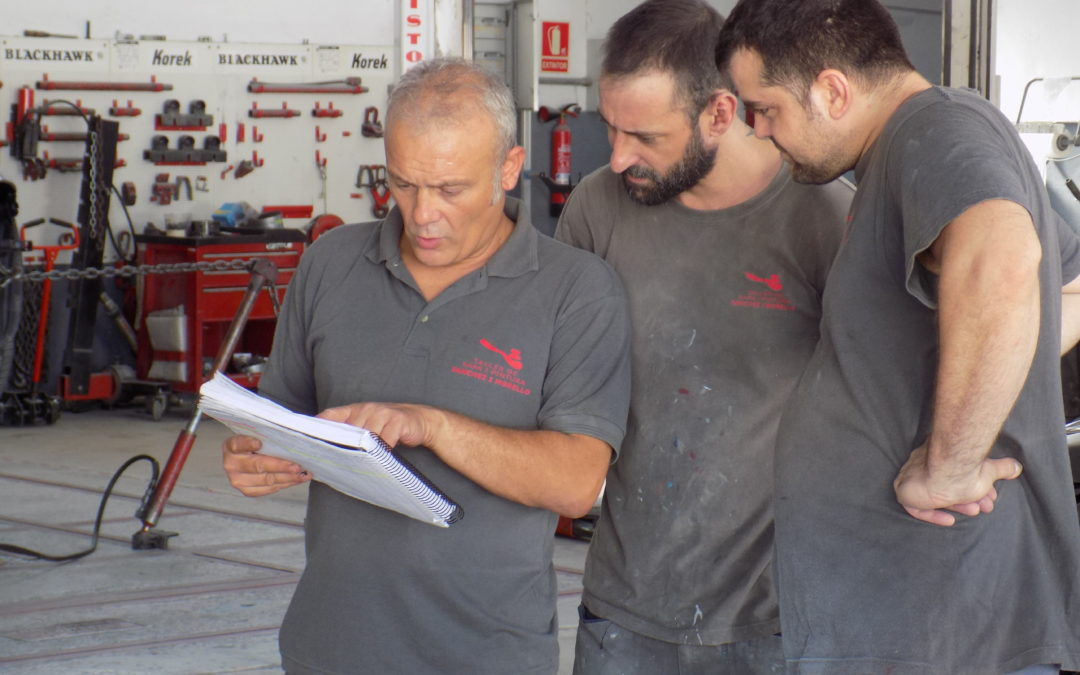 How to choose a good mechanic workshop in Dénia