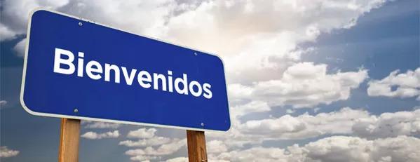 Bienvenidos! Benvinguts! Welcome!