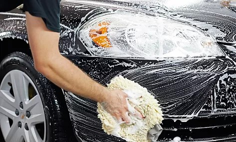 Tips to wash your car and protect it from saltpeter