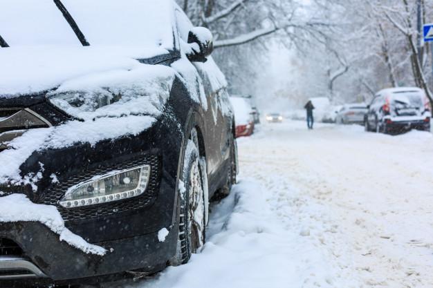 Como preparar tu coche para ir a la nieve.